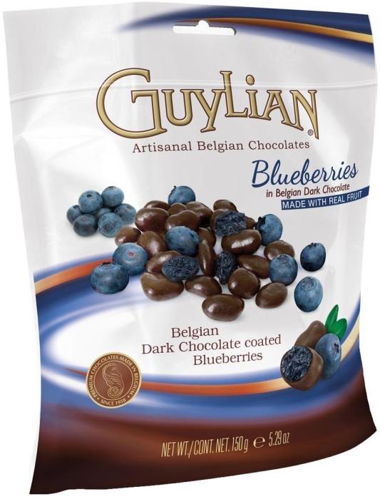 Guylian Dark Chocolate Blueberries Standard 150g