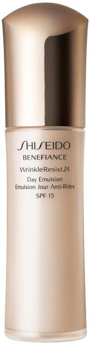 Shiseido Benefiance Wrinkle Resist 24 Day Emulsion 75ml