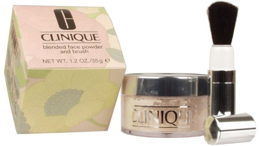 Clinique Blended Face Powder Brush Transparency Neutral 35g