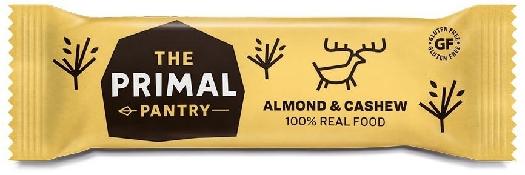 TPP The Primal Pantry Almond&Cashew Raw Bar 45G