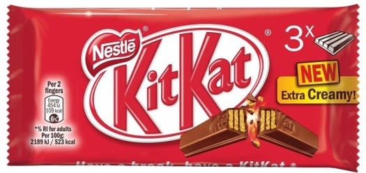 KitKat Trio 3x41.5 g