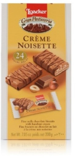 Loacker Gable Noisette 200g