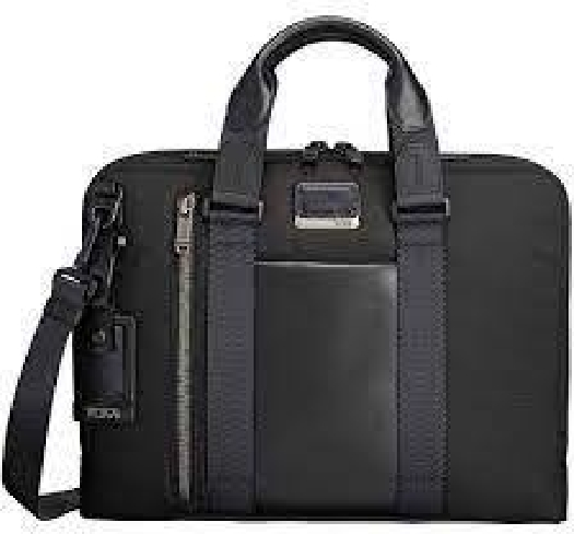 Tumi ALPHA BRAVO Bag-briefcase, Black 0232390D