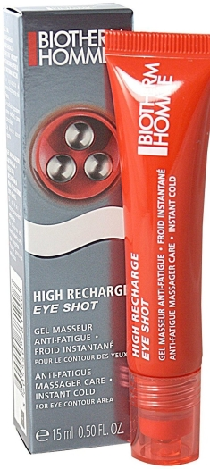 Biotherm Homme High Recharge Eye Shot Gel 15ml