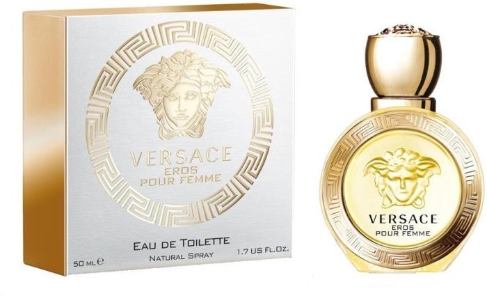 Versace Eros Pour Femme EdT 50ml