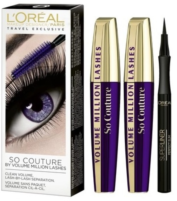 L'Oreal So Couture Mascara Set