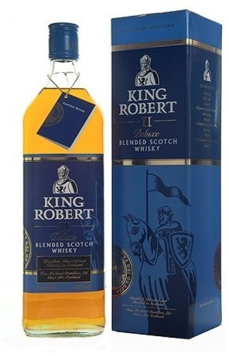 King Robert II De Luxe 1L