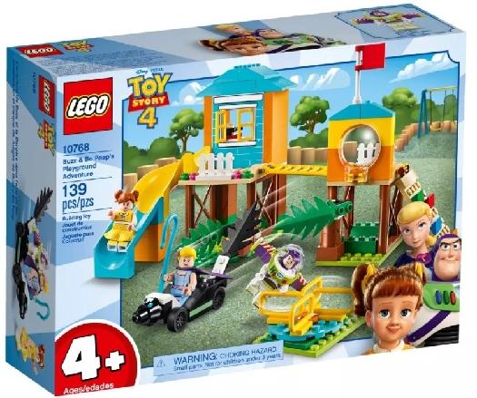 Lego B&BP Playground Adventure