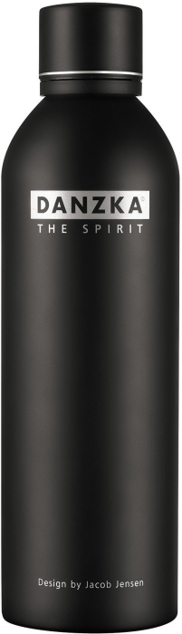 DANZKA The Spirit 44% – Premium Superior Vodka 1L