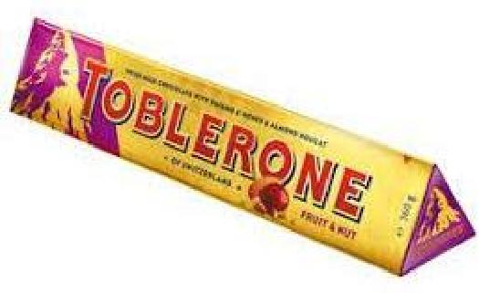 Toblerone Milk Bundle 4260017 4x100 g