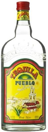 Pueblo Tequila Silver 0.7L