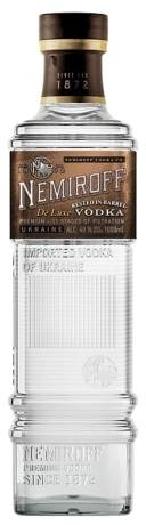 Nemiroff Special De Luxe Rested In Barrel Vodka 40% 1L