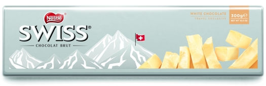 Nestle Swiss White Tablet 300g