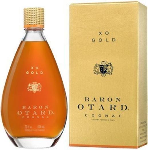 Baron Otard XO Gold 0,7L