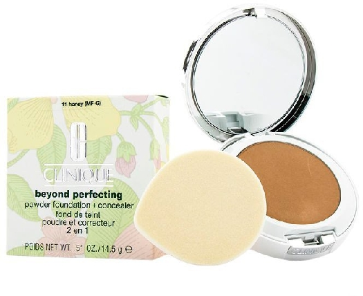 Clinique Beyond Perfecting Powder N11 Honey 14.5g