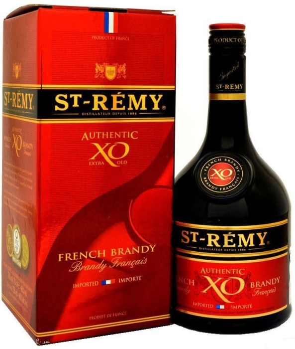 Brandy Saint-Remy Authentic XO 1L