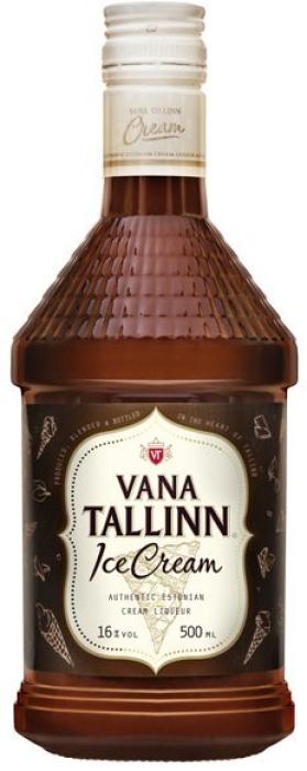Vana Tallinn Ice Cream 0.5L