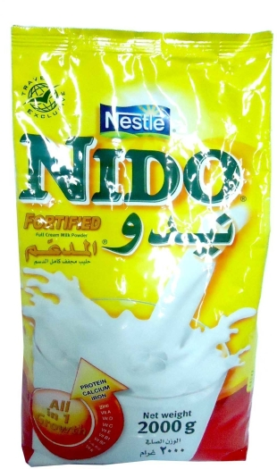Nestle Nido Full Cream Softpack 2kg