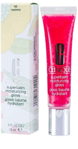 Clinique Superbalm Moisturizing Gloss N° 02 Raspberry 15ml