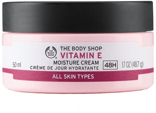 The Body Shop Vitamin E Moisture Cream 50ml