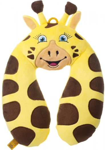 Go Travel Kids Pillow Giraffe