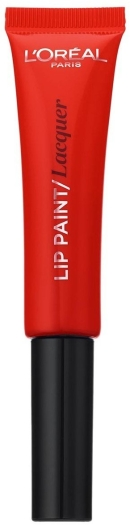 L'Oreal Paris Infaillible Paint Lipstick Lacquer N105 Red Fiction 8ml