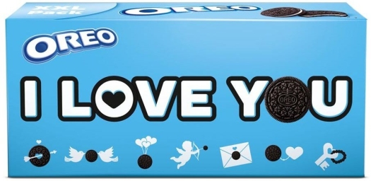 Oreo Message Box 440g