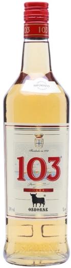 Osborne 103 Solera Brandy 1L