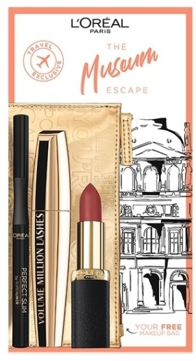 L'Oreal Paris Look On The Go The Museum Escape Set