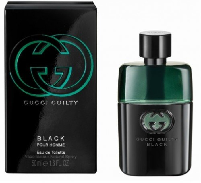 Gucci Guilty Black Pour Homme 50ml