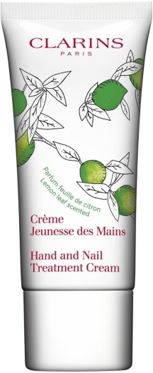 Clarins Bodycare Hand Nail Treatment Cream Lime Leaf 30ml