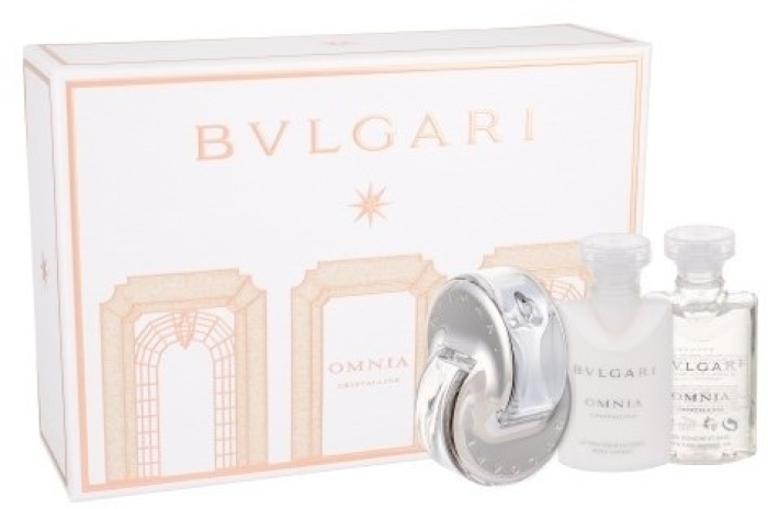 Bvlgari Omnia Crystalline Set 40ml+40ml+40ml