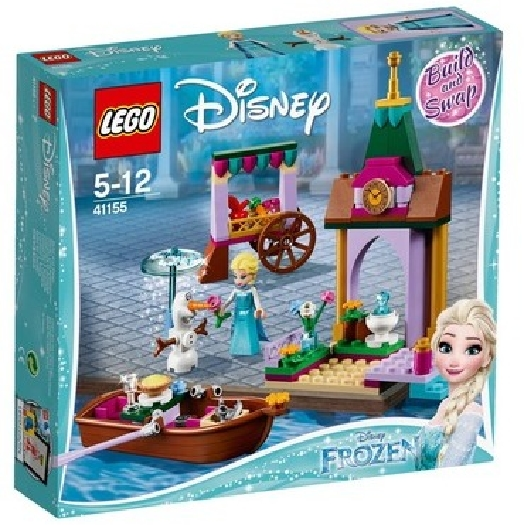 LEGO Disney Princess, Elsa's market adventure