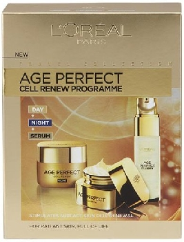 L'Oreal Paris Age Perfect Cell Renew Program Set