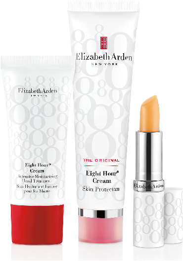 Elizabeth Arden 8-Hour Eight Hour Set 50ml + 30ml + 3,7g