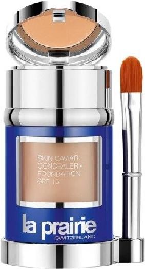 La Prairie Skin Caviar Concealer Foundation Warm Linen 30ml