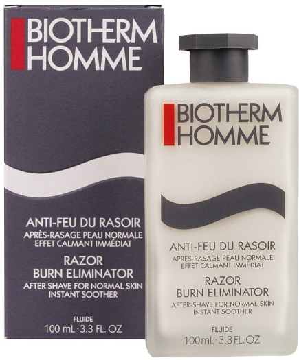Biotherm Homme After Shave Anti Feu Du Rasoir Razor Burn Eliminator 100ml