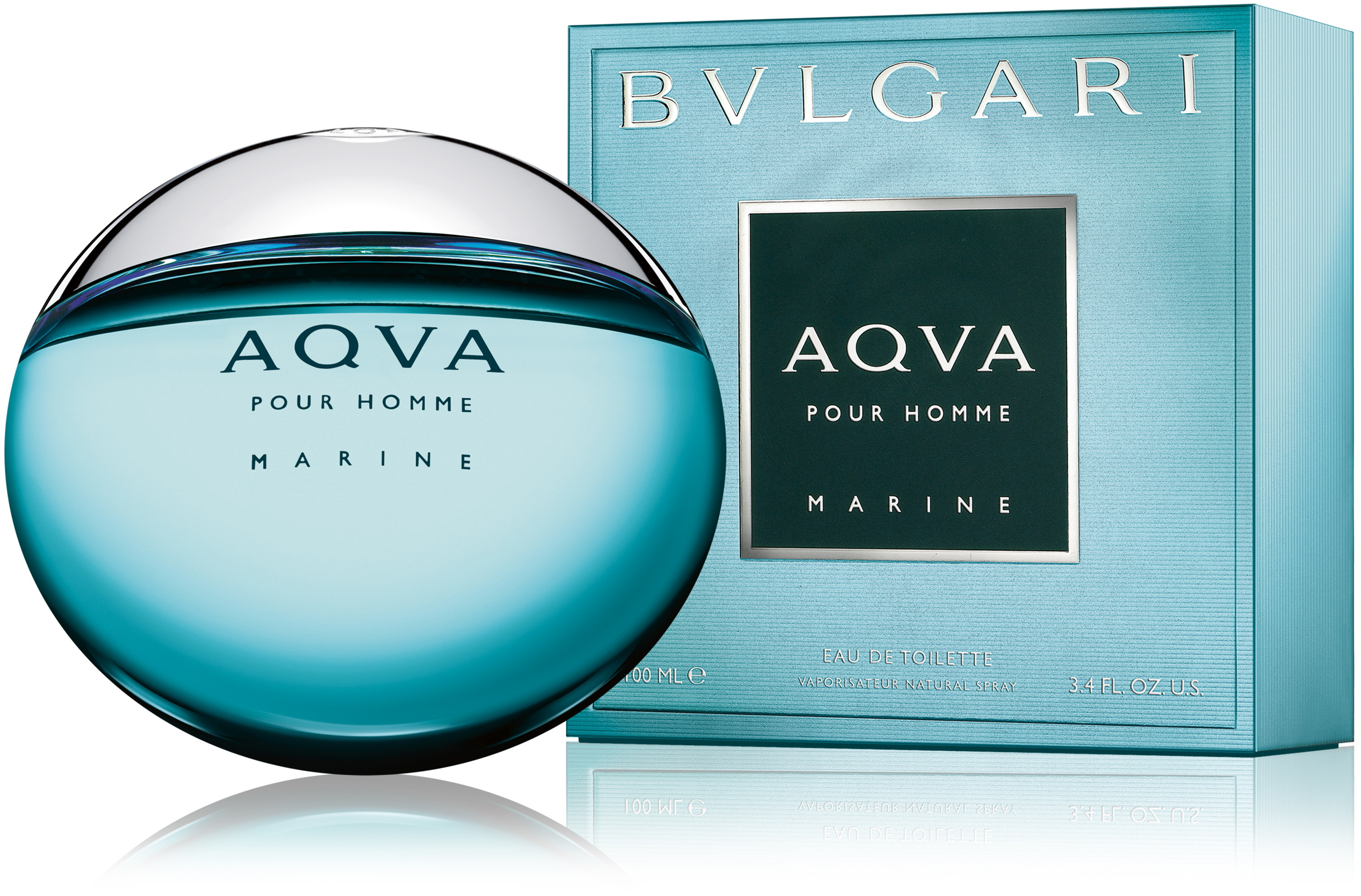 Bvlgari Aqva Pour Homme Marine 100ml in duty-free at airport Domodedovo