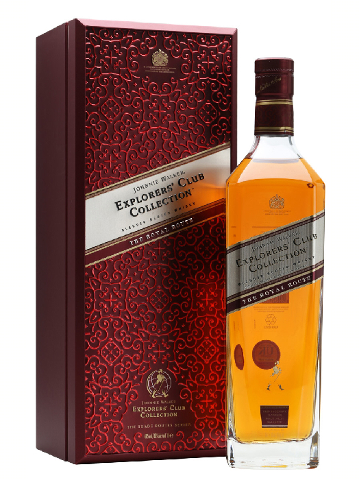 Johnnie Walker Explorers Club Collection Royal Route 40% 1L
