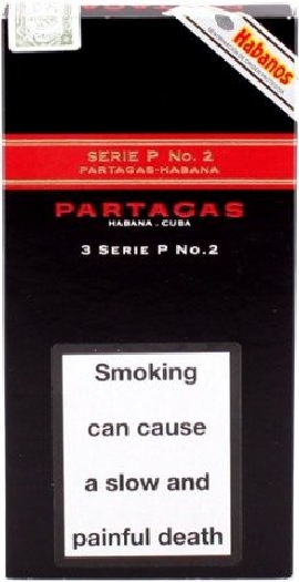 Partagas Cigars Parta Serie