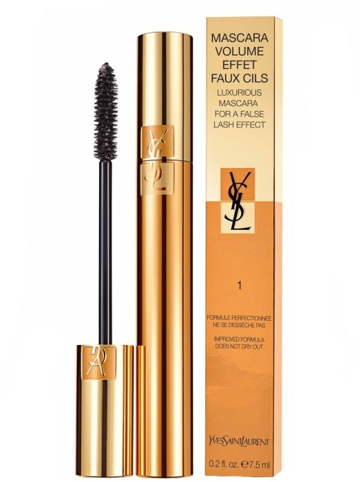 Yves Saint Laurent Mascara Volume Effet Faux Cils Mascara N° 1 Black 7.5ml