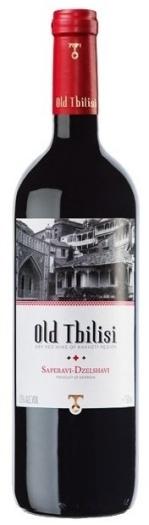 Old Tbilisi Saperavi-Dzelshavi 0.75L