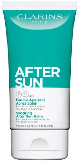 Clarins After Sun 80050669 ASUN Soothing Balm 150ML 150ML