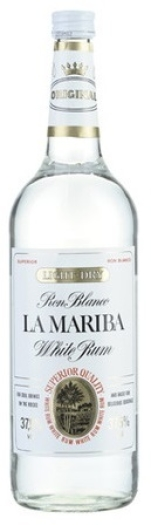 La Mariba White Rum 1L