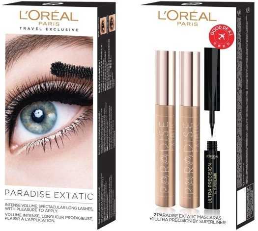 L'Oreal Voluminous Lash Mascara Set