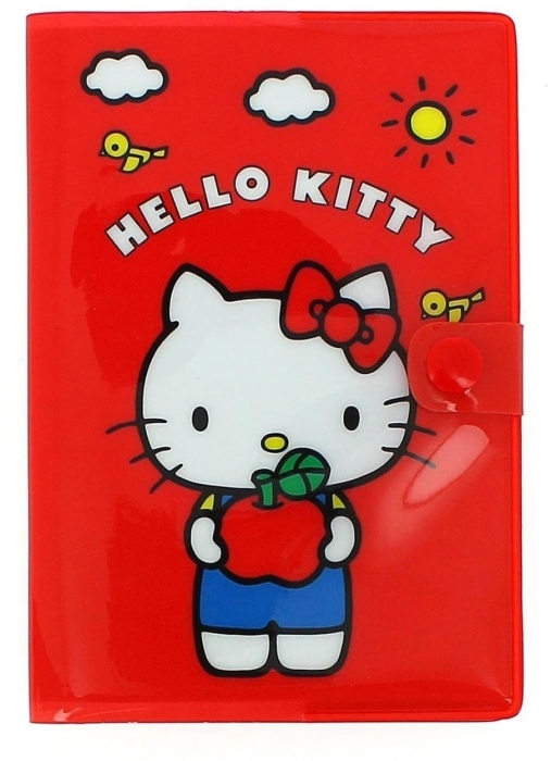 Hello Kitty HKVI0777 Notebook A6
