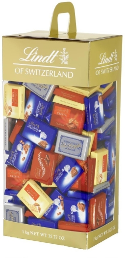 Lindt Assorted Napolitains 1000g