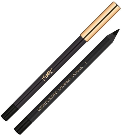 Yves Saint Laurent Dessin du Regard Eye Pencil Waterproof N1 Noir 1.2g