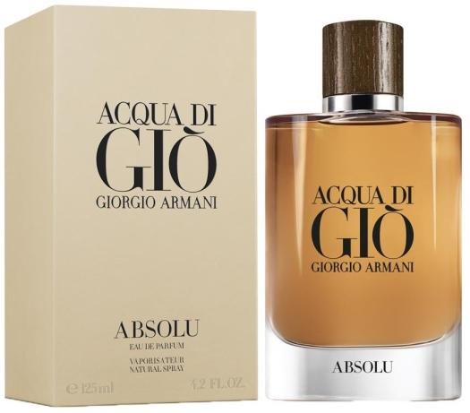 Armani Acqua di Gio pour Homme Absolu EdP 125ml