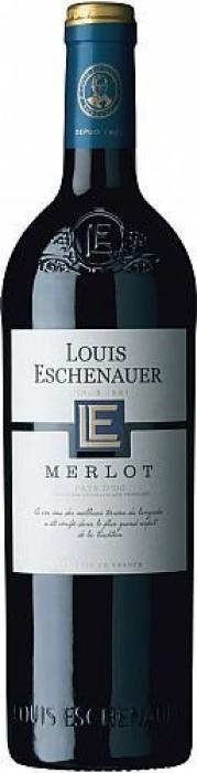 Louis Eschenauer Merlot Languedoc Dry Red 13% 0.75L